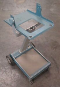 Tektronix 200 1 Model A Medical Instrument Testing Equipment Cart