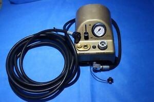 Medtronic Midas Rex Legend Pneumatic Control Unit W Hose