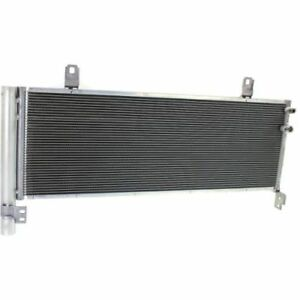 For Camry 12 14 A c Condenser Factory Finish Aluminum