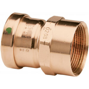 4 X 4 Propress Xl Copper Adapter Viega 20839