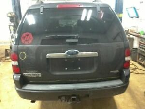 Driver Front Seat Sport Trac Bucket Air Bag Leather Fits 06 08 Explorer 10124093