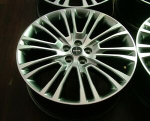 Lincoln Mkx 20 X 8 Polished Oem Factory Wheel 2016 One