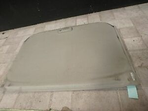 90 91 92 93 Acura Integra Under Sun Roof Sunroof Cover Visor Gray Grey 4dr Oem