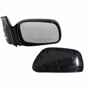 For Civic 08 Passenger Side Mirror Light Textured