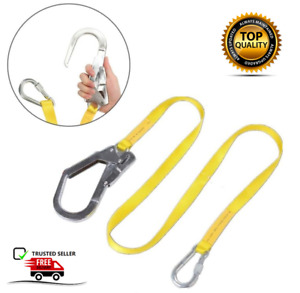 Safety Lanyard Outdoor Climbing Harness Belt Lanyard Fall Protection