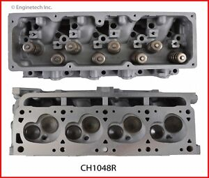 Cylinder Head W Valves Springs Fits 99 03 Chevy Gmc 2 2l Vortec S 10 Sonoma