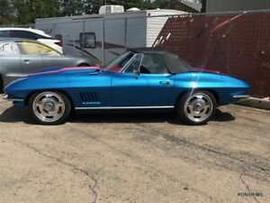 1 18x9 American Racing Rally Vn327 sl Custom Bilt Vette Older Resto Rods Gm