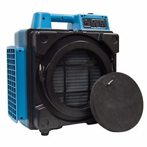 Xpower X 2480a Professional 3 Stage Filtration Hepa Purifier Mini Air Scrubber