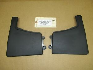 07 Carrera 911 Rwd Porsche 997 Coupe L R Console Trims 99755311705 103 785