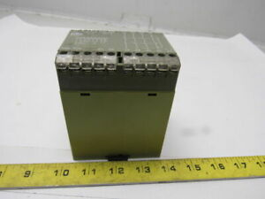 Pilz Pnoz 1 3s 1o Safety Relay