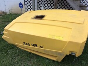 Atlas Copco Portable Air Compressors Xas 185 Jd7 Hood Assembly