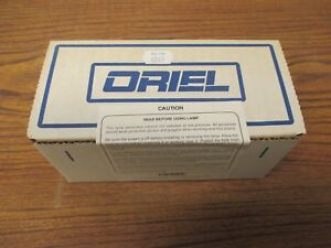 Replacement Lamp For Oriel Instruments 6263