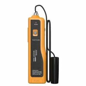 Electric Underground Cable Wire Locator Tracker Wires Line Lan Break Tester