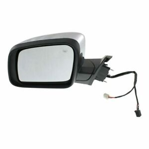For Grand Cherokee 11 16 Driver Side Mirror Chrome
