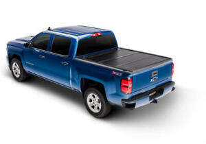 Undercover Flex Truck Bed Cover For 2014 2018 Gmc Sierra 1500 5 8 Bed Fx11018