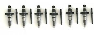 6 New Common Rail Fuel Injector 04 5 07 Dodge Cummins 5 9l Diesel
