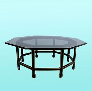 Vintage Asian Style Coffee Table Mid Century Coffee Table