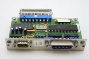 Lecroy Teledyne Lc334 500mhz Oscilloscope Gpib Board Pcb Rs232 Connector Ieee