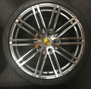 20 Porsche Cayenne S Gts Sport 2019 20 Wheels Tires Rims New Turbo Germany