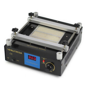 Yh 853a Preheating Rework Station Infrared Heating Ceramic Body High Efficiency