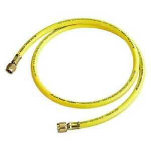 Charging vacuum Hose 60 In yellow Jb Industries Cl6 60y