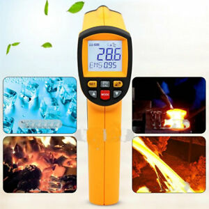 Wide Range Portable Digital Infrared Thermometer Temperature Laser Gun 40 1150