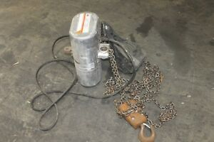 Cm Lodestar 2 Ton Electric Chain Hoist