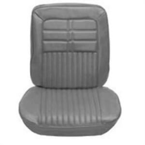1963 Chevrolet Impala Front Rear Seat Covers Pui