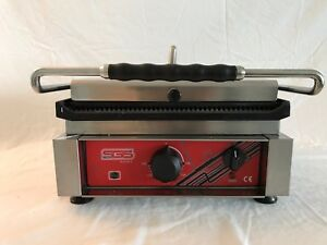 Industrial Restaurant Quality Panini Sandwich Press 18