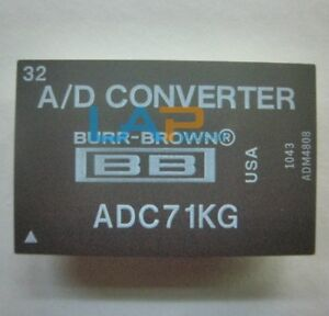 1pc For Burr Brown Adc71kg 16 bit Resoultion A d Converter Sbcdip32