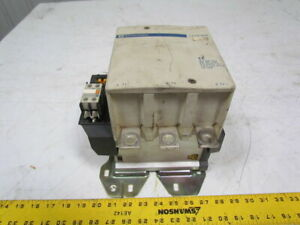Telemecanique Lc1f400 Contactor 3 Pole 600v Ac 420 Amp 120v Coil