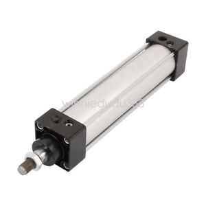 1pcs Sc40x250 40mm Bore 250mm Stroke Screwed Piston Rod Action Air Cylinder