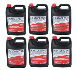 6 Pentosin A1 Pentofrost Red Antifreeze Concentrate 8115203 6 Gallons