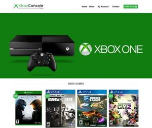 Xbox Website Business For Sale Earn 441 A Sale Free Domain free Web Hosting