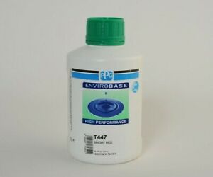 T447 Ppg Envirobase Tinter 1 Litre Waterbased Car Basecoat 447