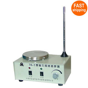 1000ml Heating Hot Plate Hotplate Magnetic Stirrer Mixer Heater