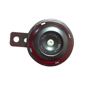 1pc 12v Super Loud 105db Scooter Moped Dirt Bike Atv Motorcycle Air Horn