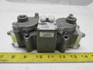 Parker Schrader Bellows L65431102 Pneumatic Solenoid Valve