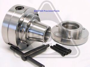 Bostar 5c Collet Chuck With Semi finished 1 3 4 X 8 Thread Back Plate