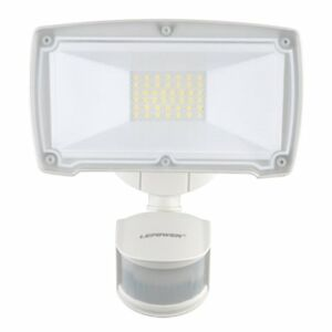 Lepower 2500lm Motion Sensor Lights 28w Led Outdoor Security Light 6000k Ip65