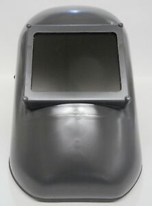 Fibre metal Welding Helmet 4990gy Eye And Face Protection