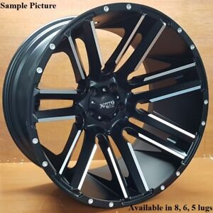 4 New 20 Wheels Rims For Dodge Ram 1500 Dakota 2wd Durango 2wd 4wd 29067