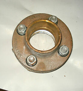 Watts Dielectric Flanged Fitting 3