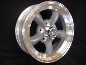 1 Torq Thrust D 15x6 Vn105 American Racing Ford Mopar Dodge 5 On 4 5 Wlugs