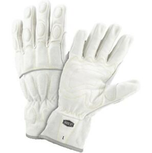 West Chester Ironcat Men s Medium Water Buffalo Leather Work Glove New