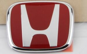 Honda Civic Ep3 si Hatchback 01 06 Jdm Rear Badge