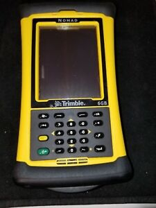Tds Trimble Nomad 6 Gb Gnss Data Collector