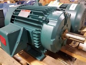 Brand New Reliance 30 Hp 3 Phase Motor Model B364208 010