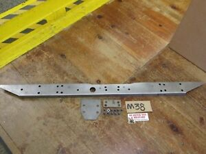 Jeep Willys M38 Rear Cross Member Kit Very Correct G740 Us Made