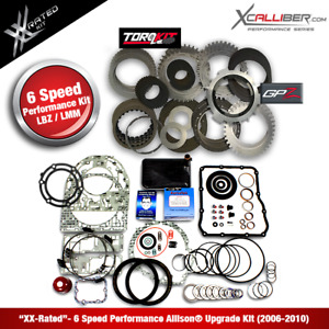 29545312 Xx Performance Rebuild Kit For Allison Transmissions Gm Duramax 6 Spd